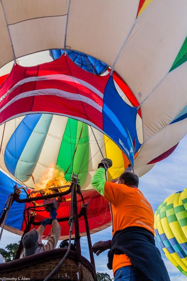 25th Sonoma County Hot Air Balloon Classic Windsor, California, USA June 20, 2015
