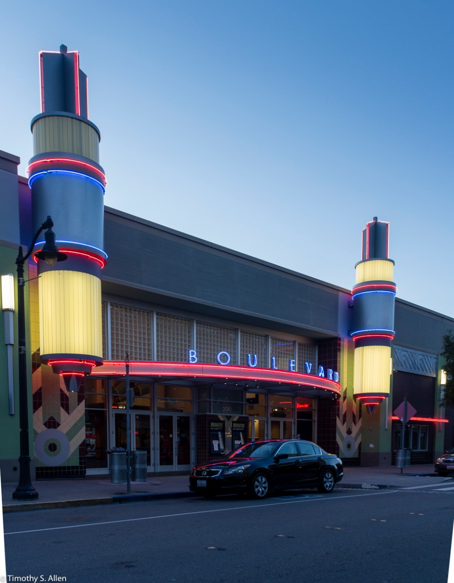 Boulevard Cinemas opened in May of 2005. It is a twelve screen theater operated by Cinema West. In 2010, a further three screens were added. Contributed by Lost Memory