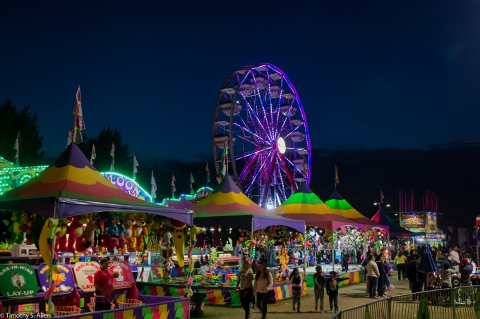 Sonoma County Fair Santa Rosa, CA, USA August 8, 2015