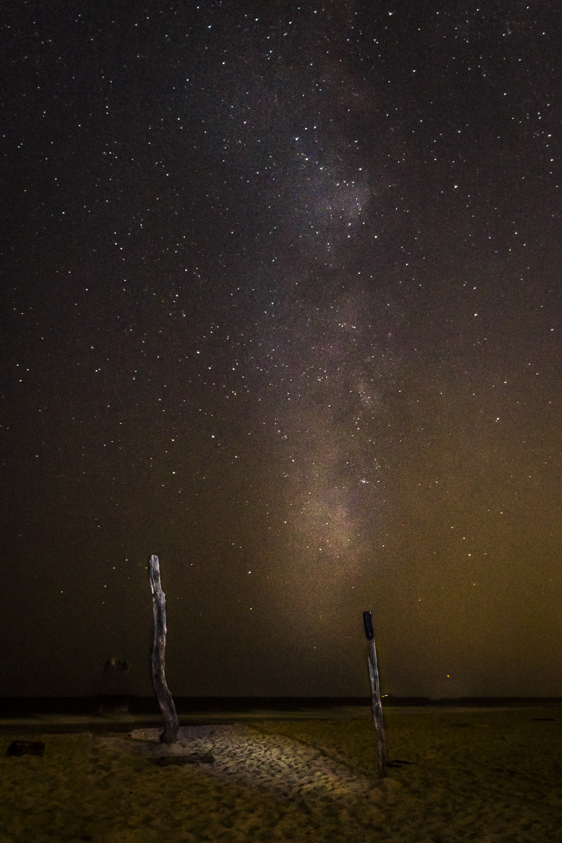 Light Painting at Fire Island National Seashore, Watch Hill, NY, USA ISO 1600, 20 sec, f/3.5 September 7, 2015, 10:12 PM EDT. 40.689146, -72.987968
