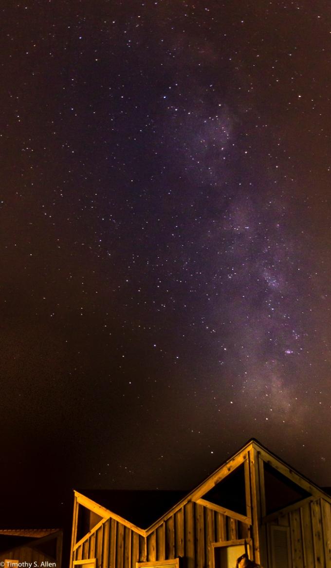 Fire Island National Seashore, Watch Hill, NY, USA ISO 1600, 20 sec, f/3.5 September 7, 2015, 10:12 PM EDT. 40.689146, -72.987968