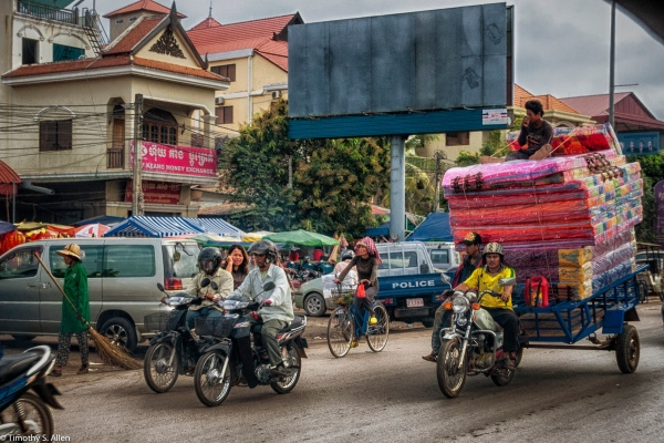 Phnom Penh, Cambodia January 19, 2012
