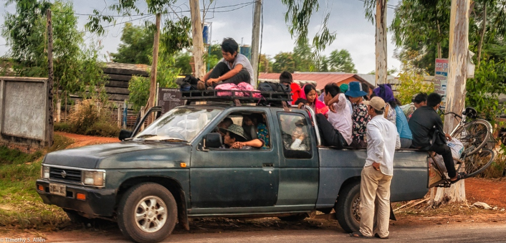 Cheap Transportation Cambodia January 19, 2012