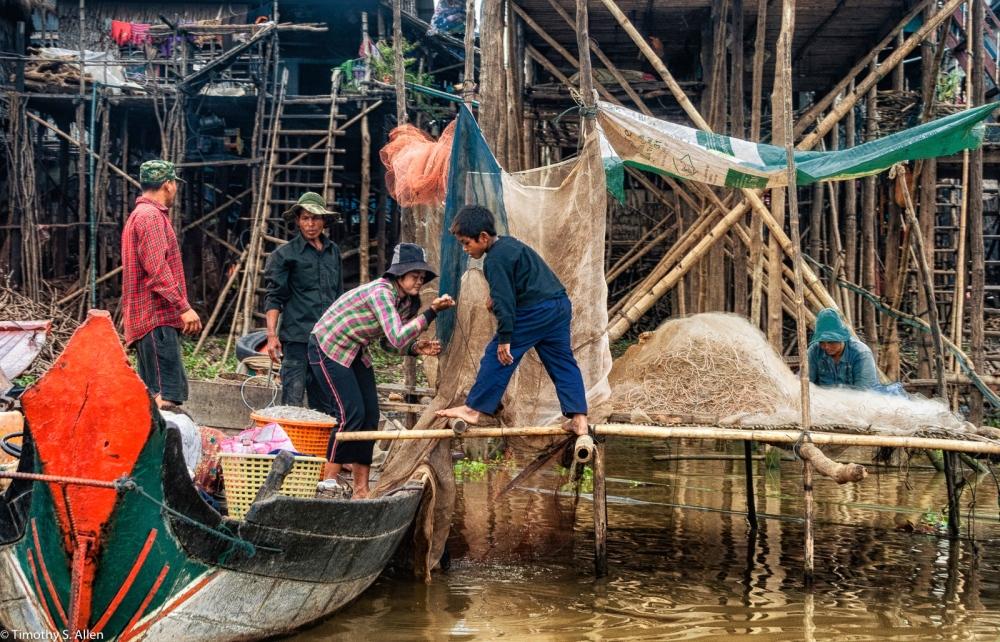Living in Phnom Penh Cambodia