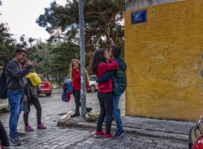 Izmir, Turkey November 27, 2015