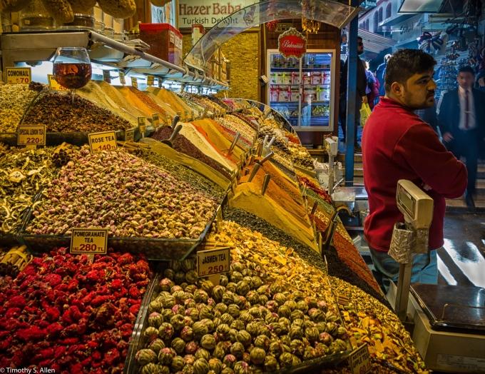 Spice Market, Istanbul, Turkey November 23, 2015