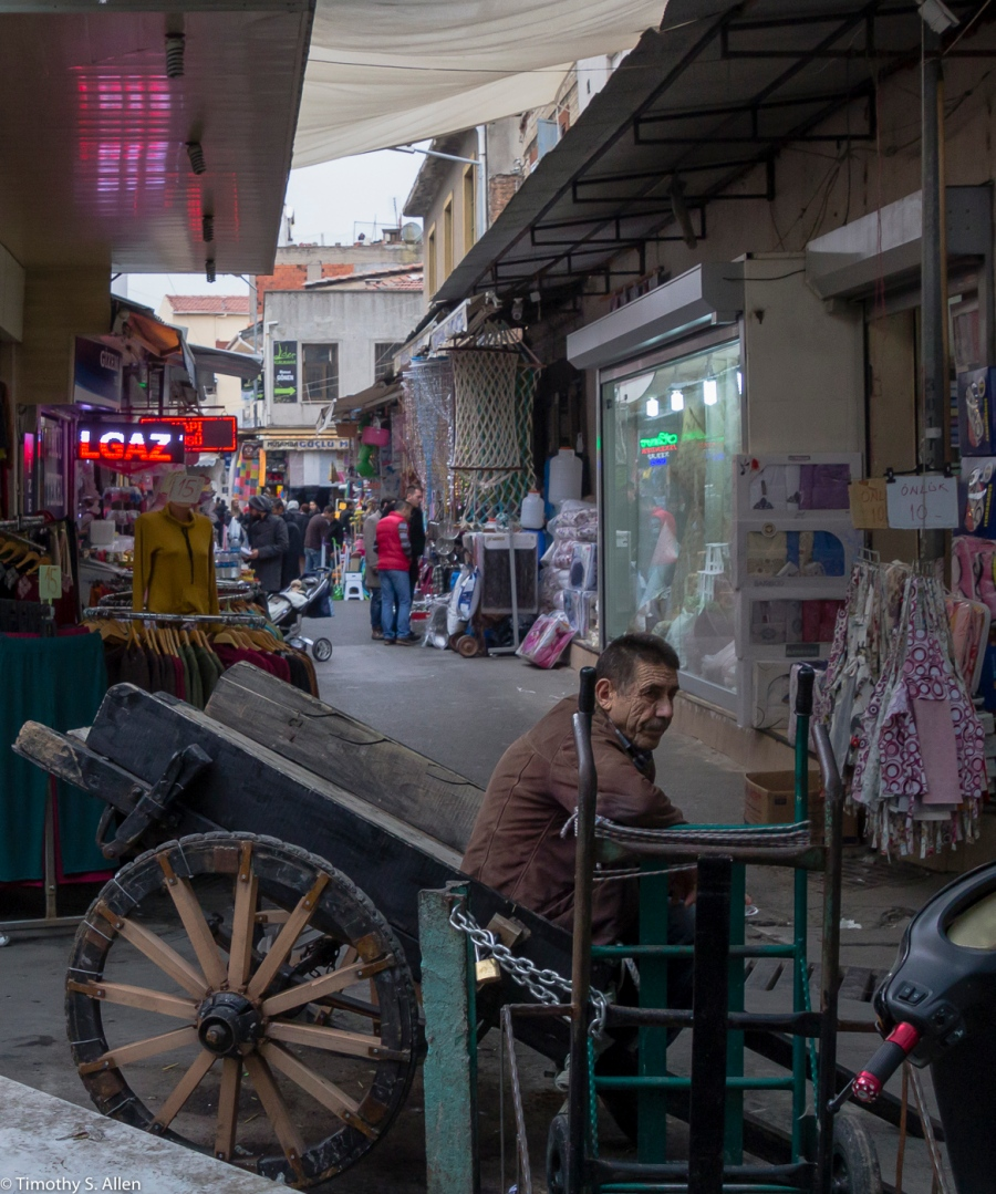 Grand Bazaar, Istanbul, Turkey December 15, 2015