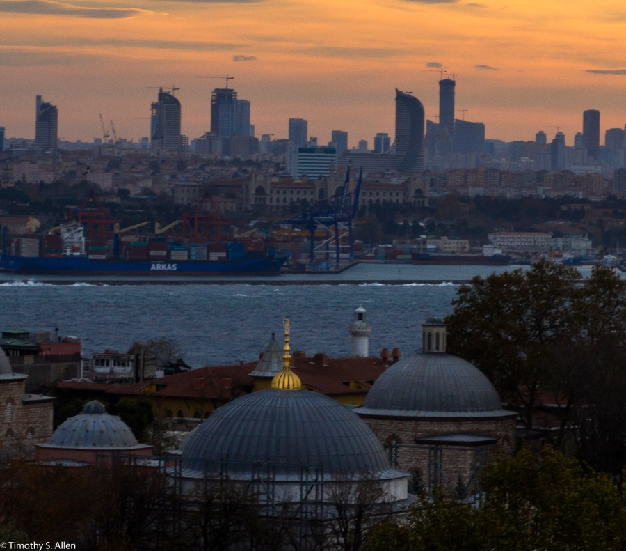 Istanbul, Turkey November 21, 2015