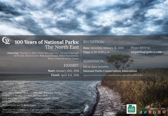I Am Pleased to Announce That I Have Two Images From Fire Island National Seashore In This Exhibition. 1503 Abbot Kinney Blvd. | Venice, CA 90291 U.S.A.