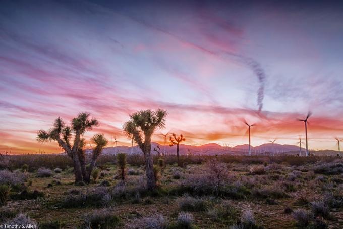 Mojave, California, U.S.A. February 23, 2016