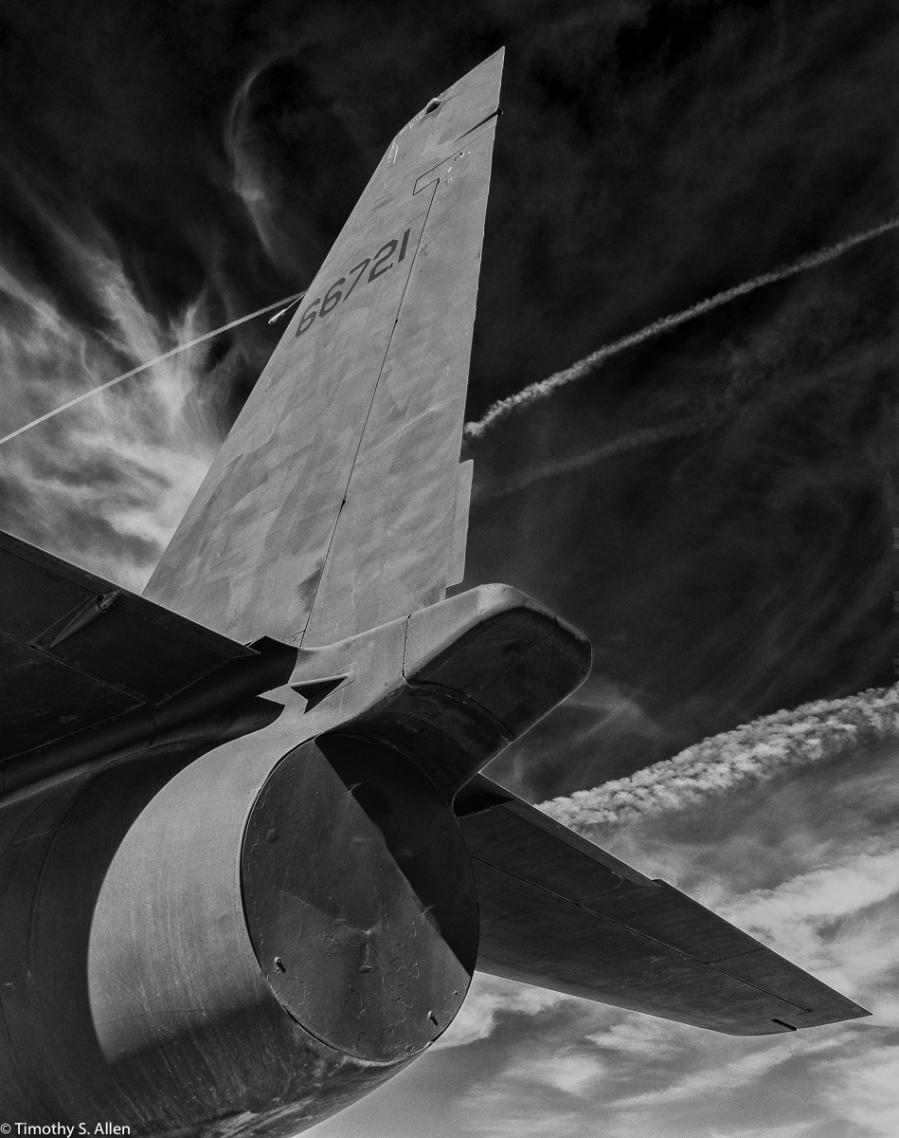Lockheed U-2D, Blackbird Airpark, Palmdale, California, U.S.A. February 12, 2016