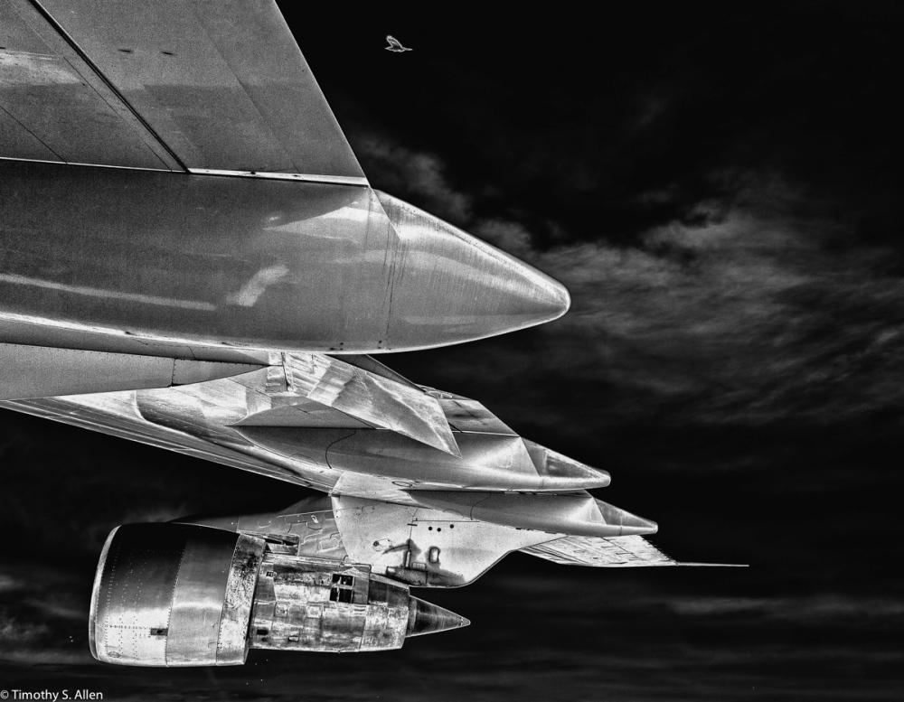 Boeing 747 Joe Davies Heritage Airpark, Palmdale, California, U.S.A. March 4, 2016