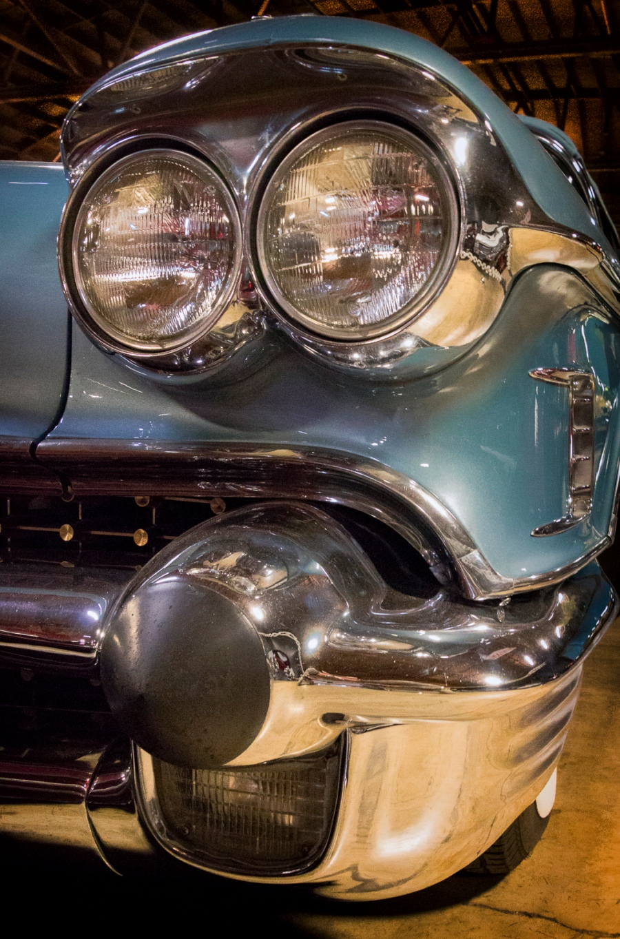 Seen at the California Automobile Museum http://www.calautomuseum.org Sacramento, California, U.S.A. March 31, 2016