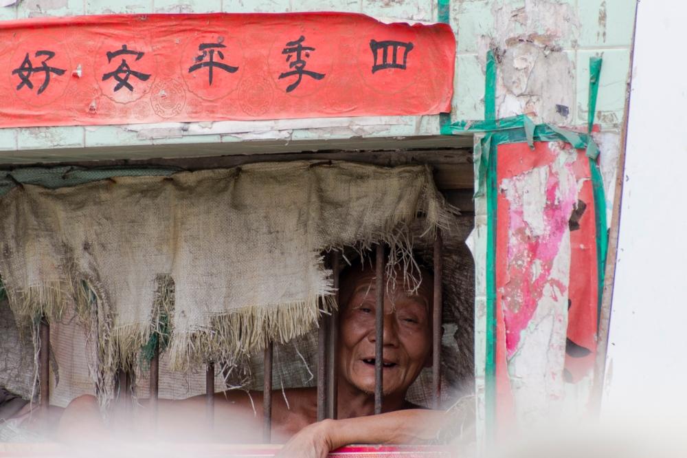 Xilou, Taiwan April 09, 2016