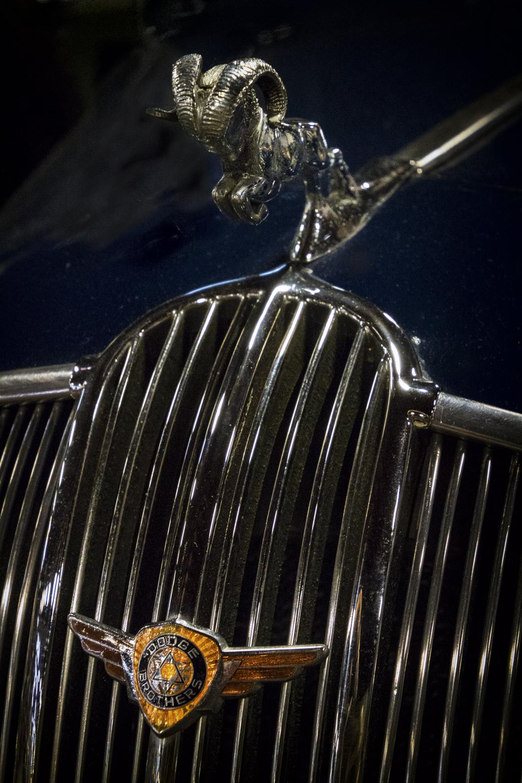 1936 Dodge Truck California Automobile Museum – http://www.calautomuseum.org – Sacramento, California, U.S.A. – March 31, 2016