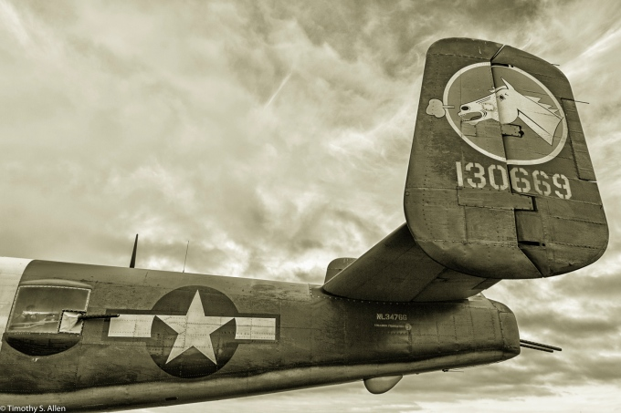 Consolidated B-25J Liberator Wings of Freedom Tour, Napa Airport, Napa, California June 8, 2016 Collings Foundation http://www.collingsfoundation.org/