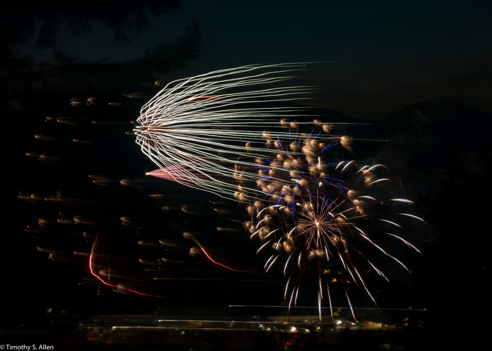 Healdsburg, CA, U.S.A. July 4, 2016