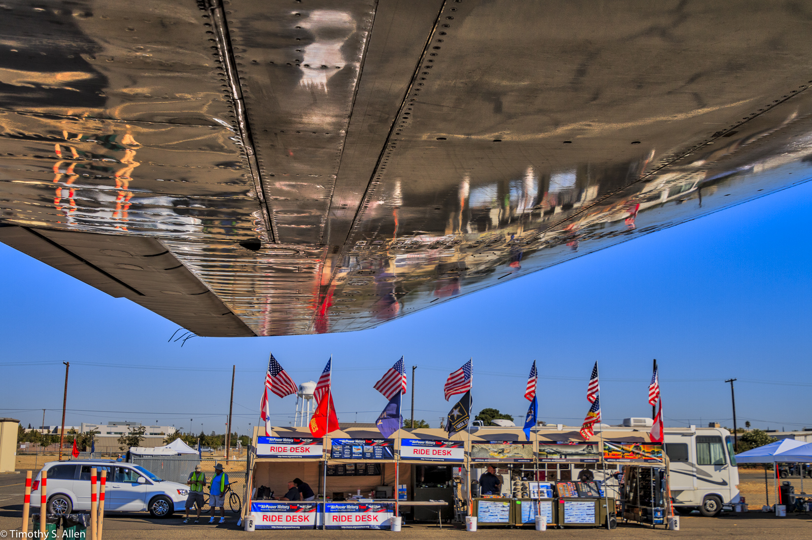 The premiere bomber of World War II, FIFI is one of the last flying B-29 in existence. Mather Field, Sacramento, CA, U.S.A. September 28, 2016
