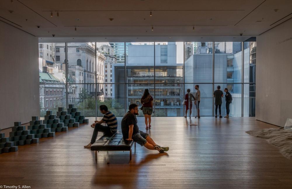Museum of Modern Art New York City, NY, U.S.A. September 15, 2016