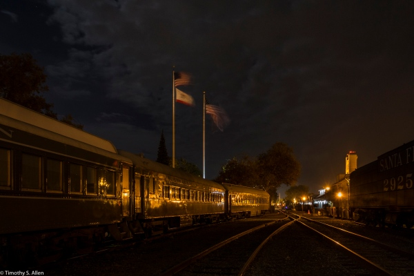 California State Railroad Museum Sacramento, CA, U.S.A. November 11, 2016