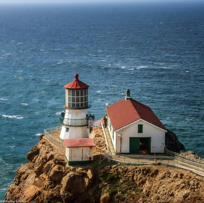 Point Reyes Lighthouse Point Reyes National Seashore January 7, 2013