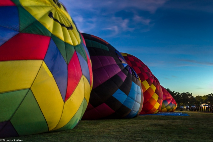 Sonoma County Hot Air Balloon Classic Windsor, CA, U.S.A. June 20, 2015