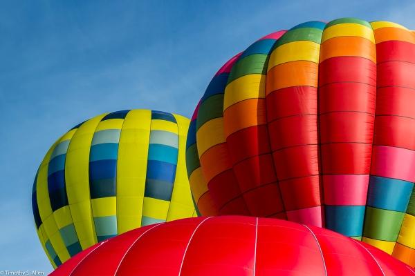 Sonoma County Hot Air Balloon Classic Windsor, CA, U.S.A. June 20, 2015