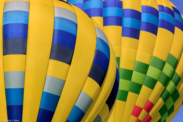 Sonoma County Hot Air Balloon Classic Windsor, CA, U.S.A. June 30, 2014
