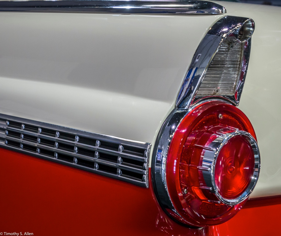 1956 Ford Crown Victoria Sacramento Autorama Sacramento, CA, U.S.A. February 19, 2017