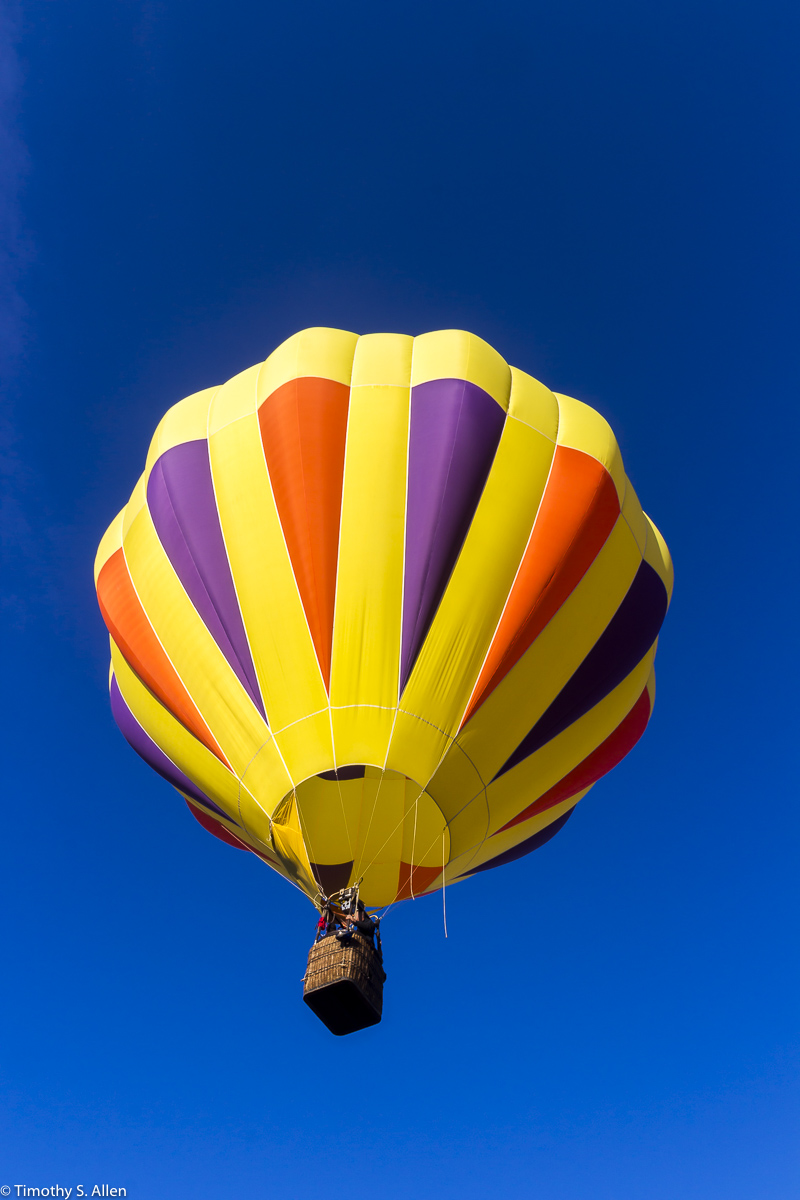 Sonoma Hot Air Balloon Classic Windsor, CA, U.S.A. June 14, 2014