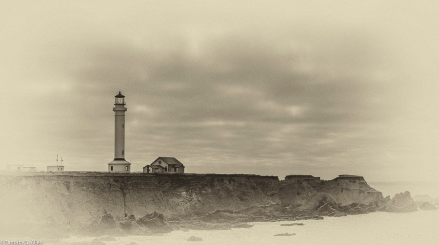 Point Arena Lighthouse Point Arena, CA, U.S.A. May 11, 2017