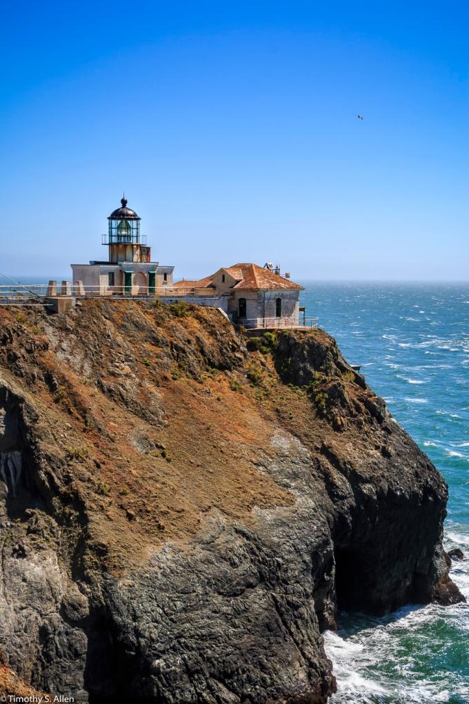 Golden Gate National Recreation Area, Marin Headlands, California, U.S.A. June 3, 2017