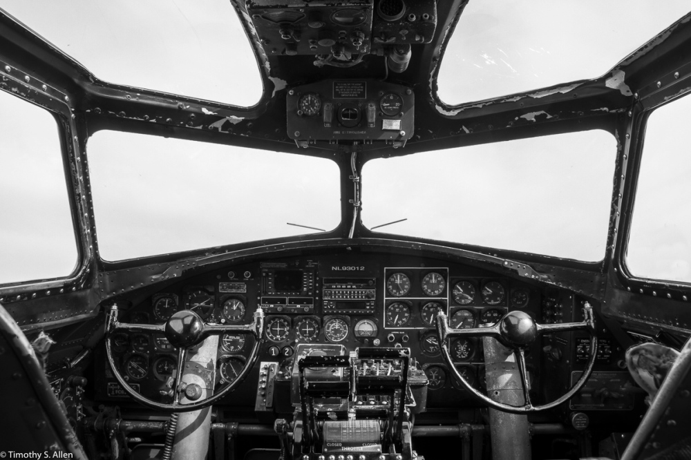 B-17G Flying Fortress - 2017 Wings of Freedom - Collings Foundation Sonoma County Airport, Santa Rosa, CA, U.S.A. June 7, 2017