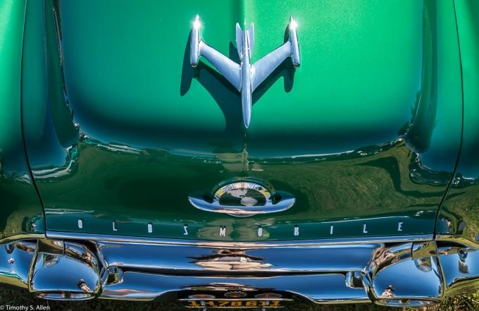 1954 Oldsmobile Super 88 Peggy Sue's Cruise Santa Rosa, CA, U.S.A. June 10, 2017