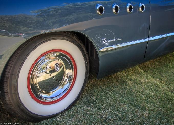 1949 Buick Roadmaster Convertible Father's Day Show and Shine Car Show Santa Rosa, CA, U.S.A. June 18, 2017