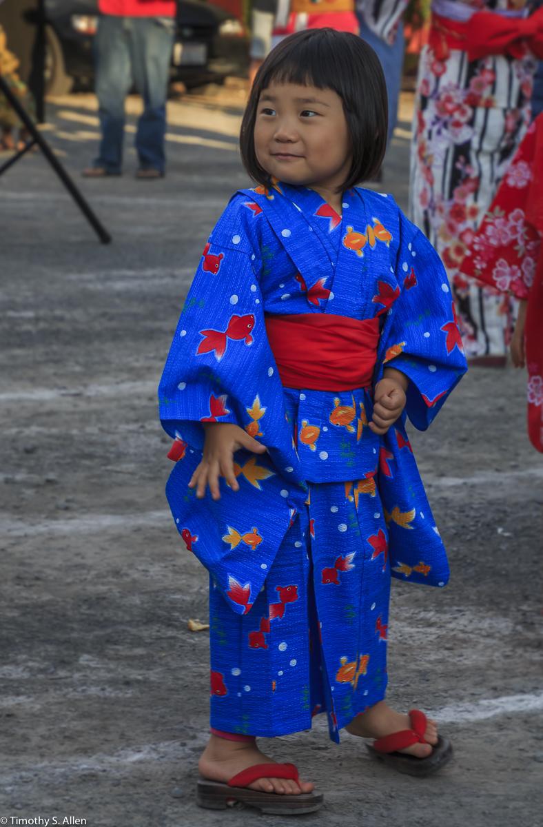 Obon Festival Enmanji Buddhist Temple Sebastopol, CA, U.S.A.