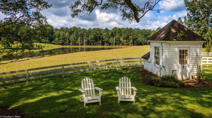 Three Hearts Farm Newnan, Georgia, U.S.A. August 16, 2017