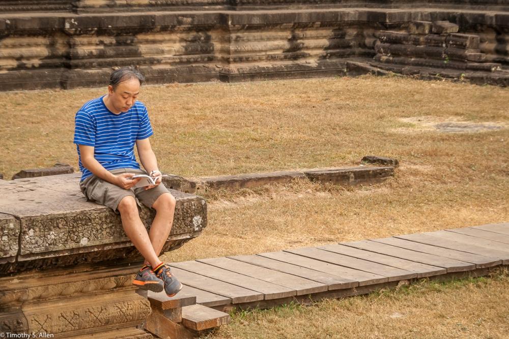 Angkor Waite, Cambodia January 18, 2012