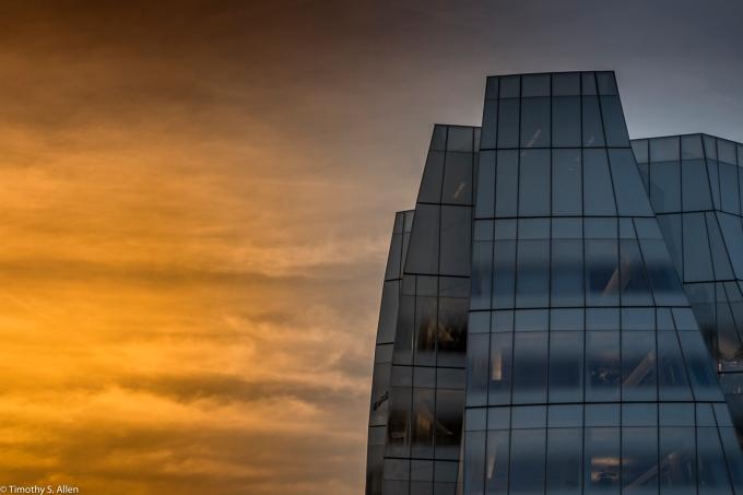 Glass Building  New York City, NY, U.S.A. September 11, 2017