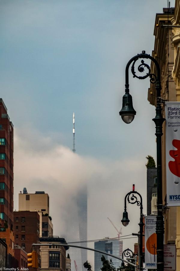 Early Morning New York City September 14, 2017