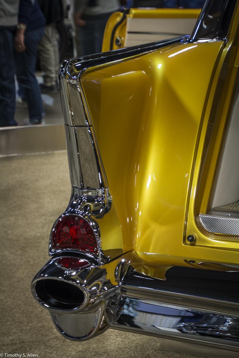 Sacramento Classic Car Show Sacramento, CA, U.S.A. February 19, 2017