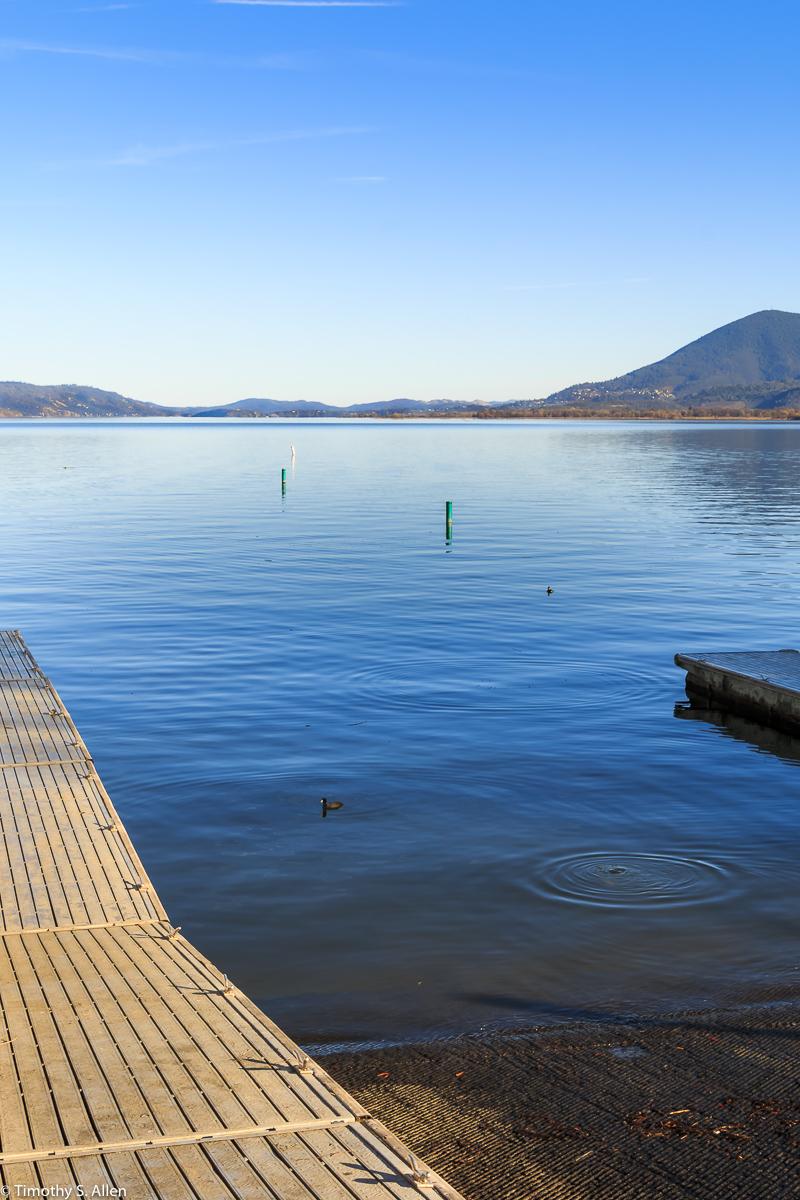 Clear Lake Lake Port, CA, U.S.A. February 4, 2018