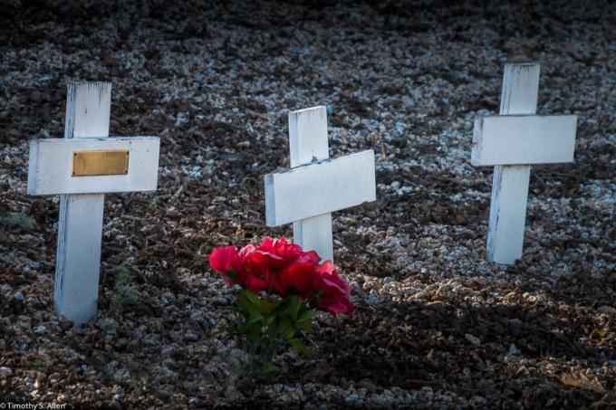 Calvary Catholic Cemetery - Santa Rosa, CA, U.S.A. February 16, 2018