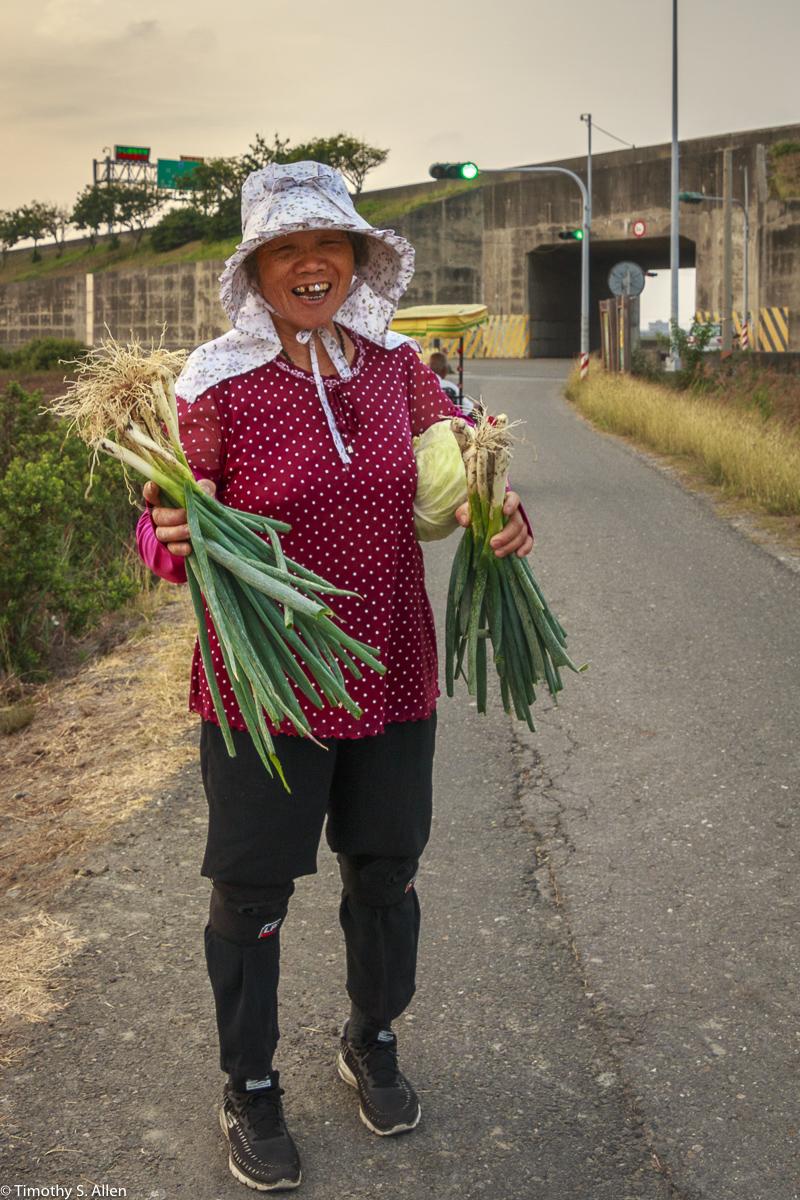 2018, April 30, Art, artist, Chenglong, day 19, Environmental project, Jane, Jane Ingram Allen Curator, Kohou Townshipr, Taiwan, villagers, volunteers, Yunlin County