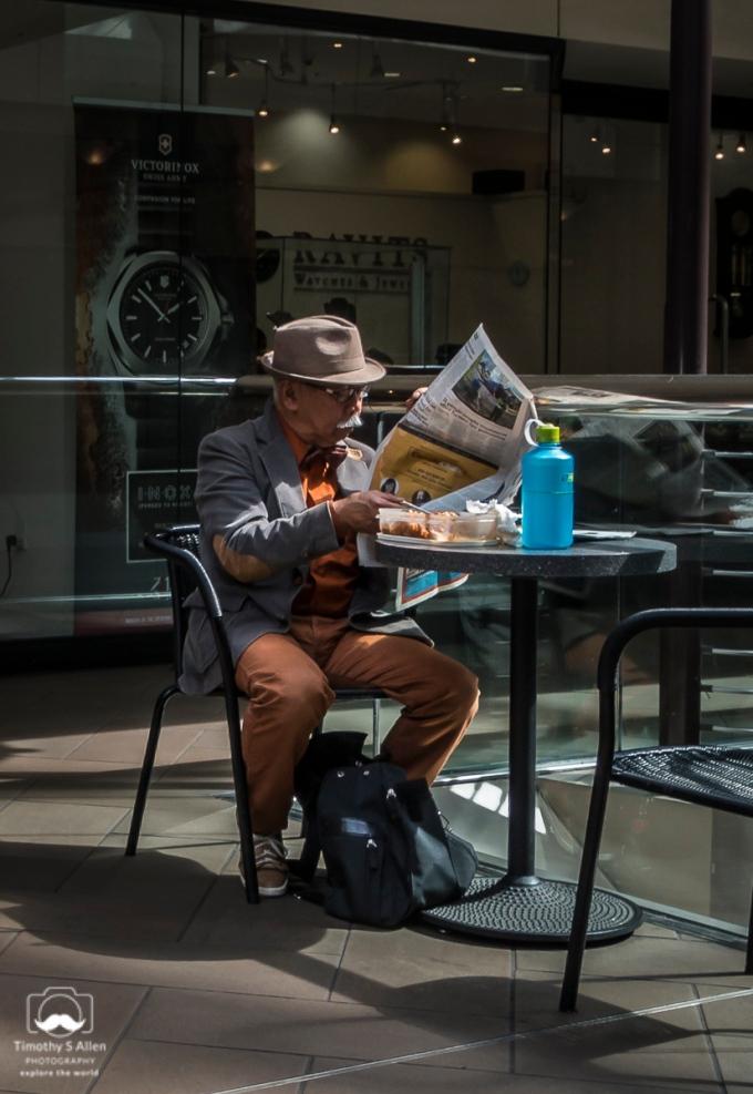 Crocker Gallera 50 Post St. San Francisco, CA, U.S.A. March 9, 2018