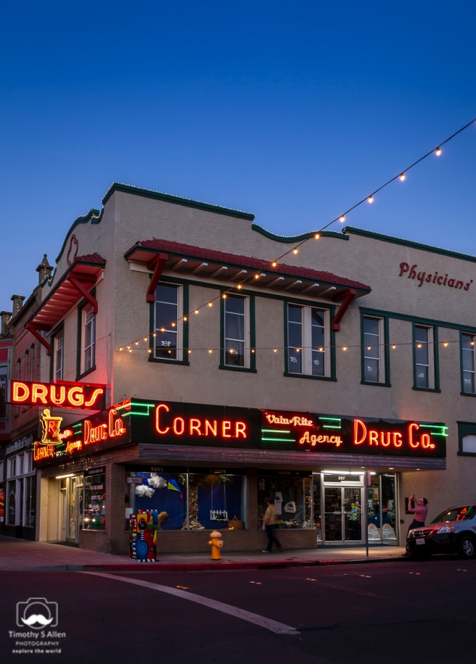 Corner Drug is Woodland's independent, family owned and operated pharmacy. The pharmacy is owned by Lisa Shelley and operated by her daughter Sara. For more information on Corner Drug https://cornerdrugco.com/about-us/who-we-are/ Woodland, California, U.S.A. June 1, 2018
