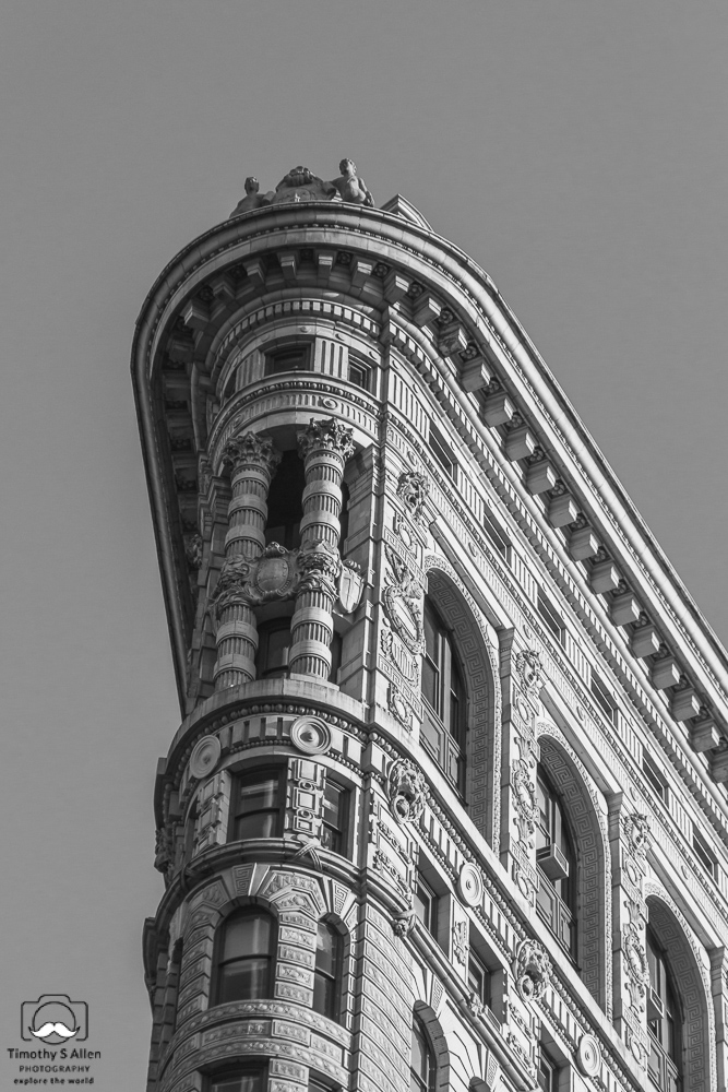 - Flat Iron Building, 23rd St., New York City, NY, U.S.A. August 14, 2014.