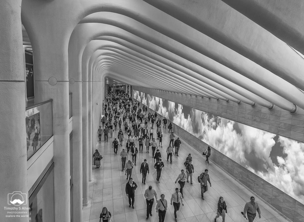 - Oculus Transportation Center World Trade Center, New York City, NY. September 11, 2018.