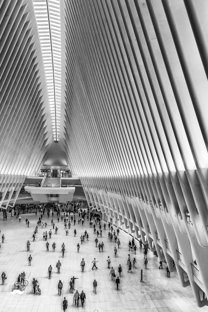 17th Anniversary of 9-11 Oculus, World Trade Center New York, NY September 11, 2018