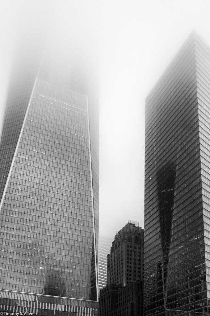 -World Trade Center, Lower Manhattan, New York City, NY September 11, 2018